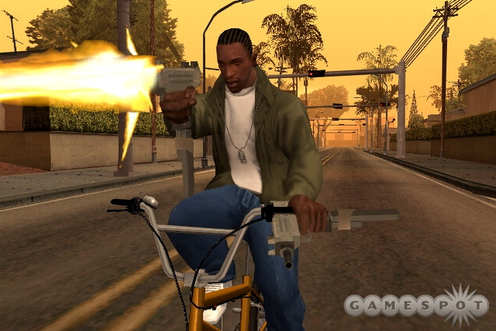 code pour Grand theft auto san andreas (pour PS2)